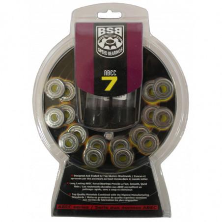 BSB ABEC 7 cuscinetti per pattini inline