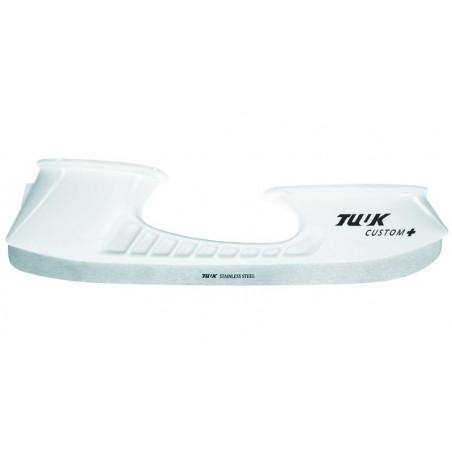 Tuuk Custom + ice hockey holder and stainless steel runner - Senior