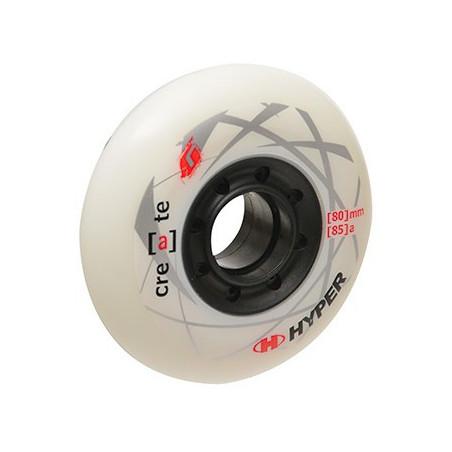 Hyper Concrete+G wheels for fitness inline skates