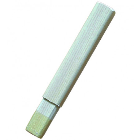 Sherwood wood end plug for hockey stick - Senior