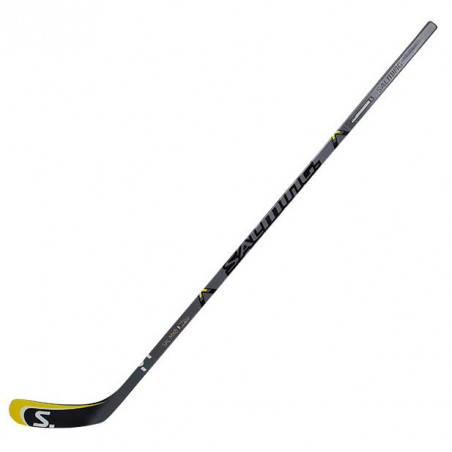 Salming MX8 LH HYBRID composite stick - Senior