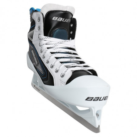 Bauer Reactor 5000 pattini portiere per hockey - Junior