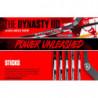 Warrior Dynasty HD4 composite hockey stick - Junior