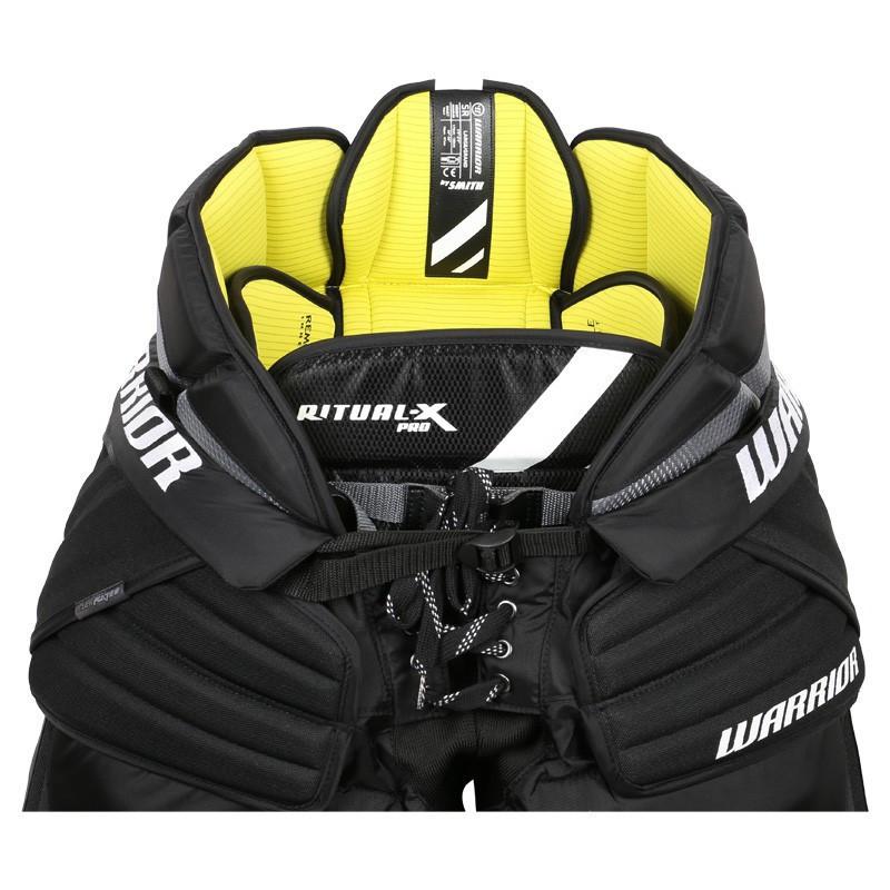 Warrior Ritual X Pro Hockey Goalie Pants Senior
