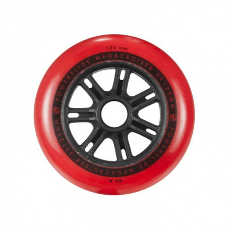 Powerslide MegaCruiser 125 wheels
