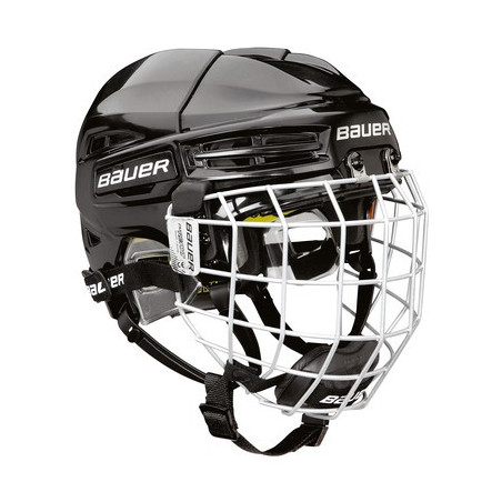Bauer RE-AKT 100 Combo hockey helmet - Youth