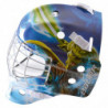"Bauer NME Street Star Wars ""Yoda"" casco portiere per hockey - Youth"