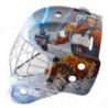 "Bauer NME Street Star Wars ""Luke"" hockey goalie mask - Youth"