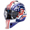 Bauer street goalie mask - Youth