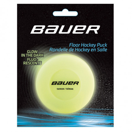Bauer Glow in the Dark Disco per hockey