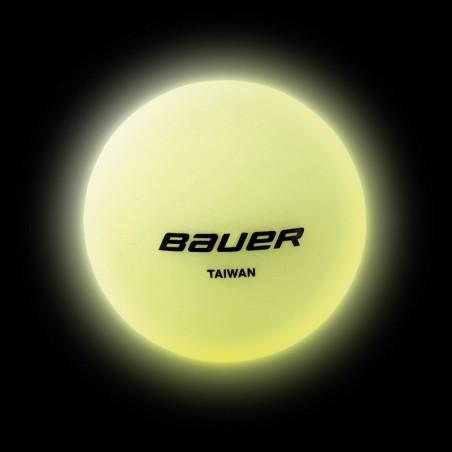 Bauer glow in the dark žogica za hokej