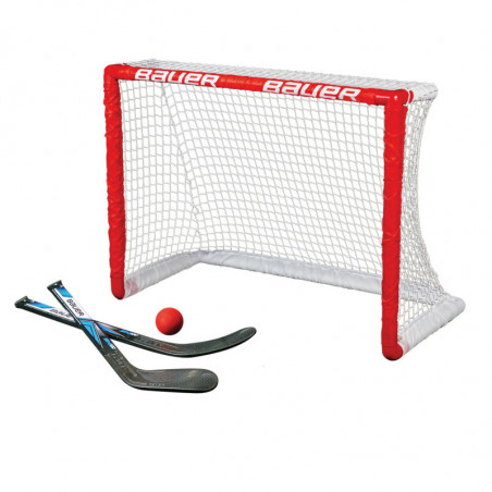 Bauer goal set for knee hockey 30.5""