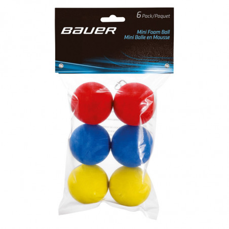 Bauer mini Foam Ball Set