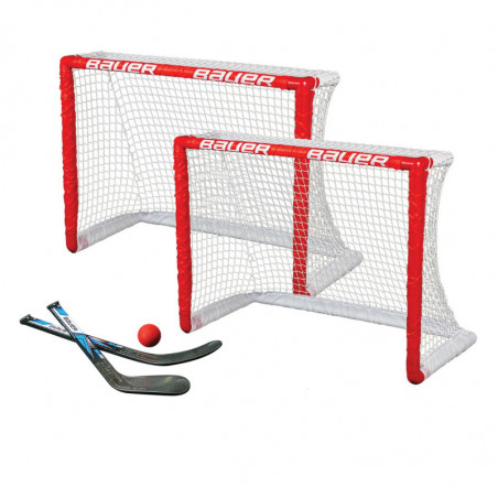 Bauer goal set Porteria para hockey set