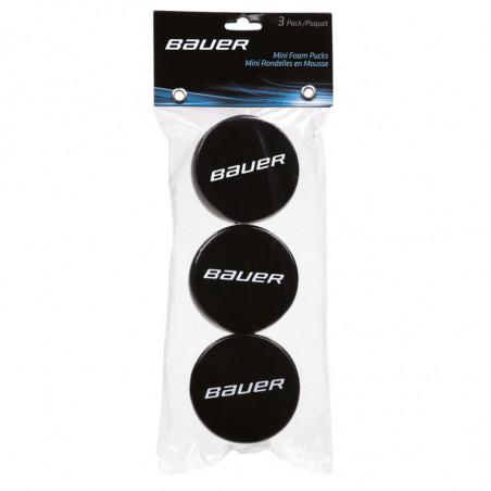 Bauer mini disco per hockey di schiuma