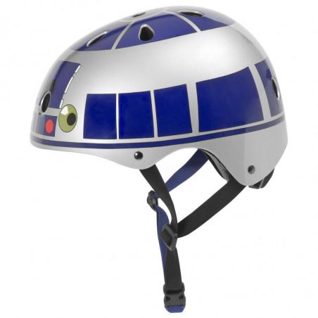 Powerslide Star Wars R2D2 casco per pattinaggio in linea - Junior