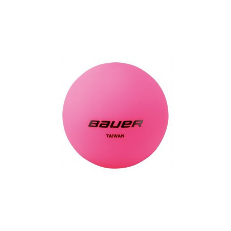 Bauer ball for street hockey
