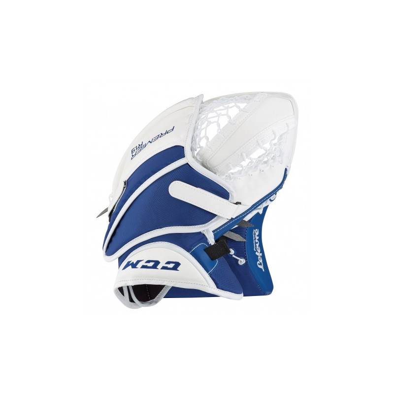 CCM Premier R1 9 hockey goalie catcher - Intermediate