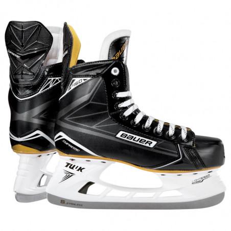 Bauer Supreme S160 pattini da ghiaccio per hockey - Junior