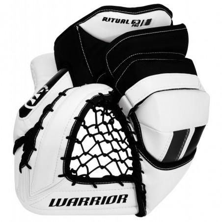 Warrior Ritual G3 Pro guanto presa portiere per hockey - Senior
