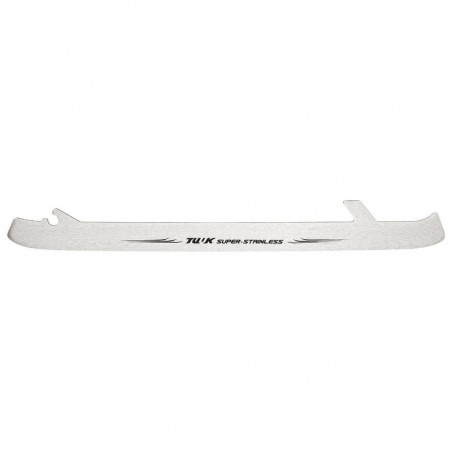BAUER Supreme lame in acciaio inossidabile per pattini portiere per hockey ONE80/60 - Senior / 2. pc