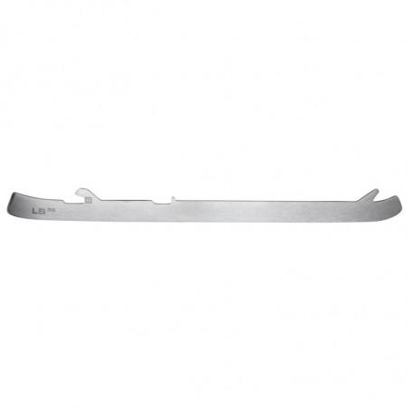 BAUER Vertexx lame in acciaio inossidabile per pattini portiere per hockey - Junior