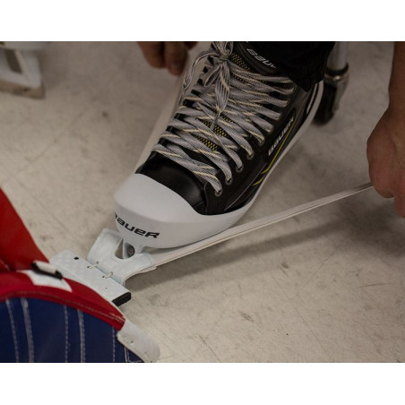 Bauer CRS Replacement Velcro Toe Strap - Senior