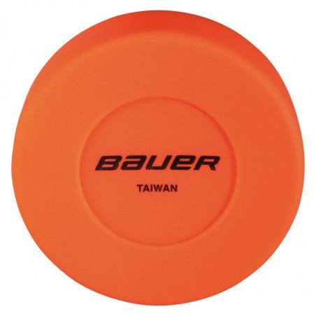 Bauer floor hockey puck
