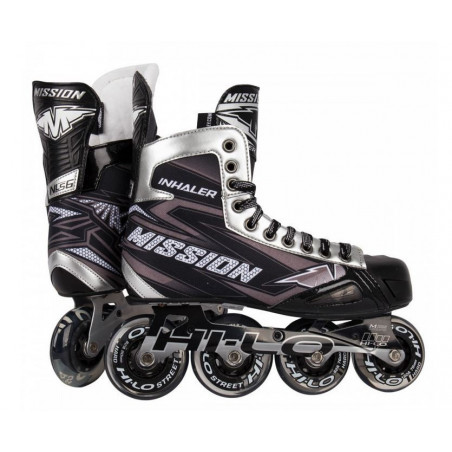 Mission Inhaler NLS:6 inline hockey skates - Senior