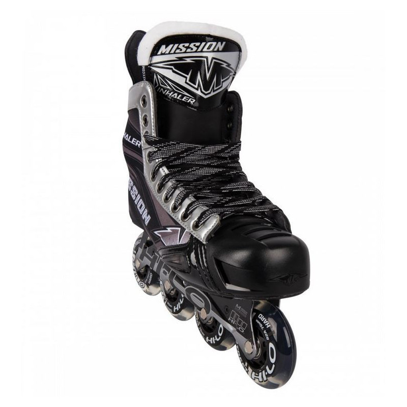 Mission Inhaler NLS:6 inline hockey skates - Senior