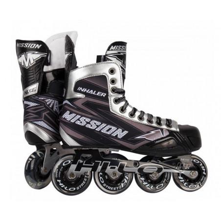 Mission Inhaler NLS:6 inline hokejski rolerji - Junior