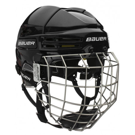 Bauer Combo RE-AKT 75 Hockeyhelm - Senior