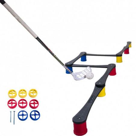 Mohawke oprema za izboljševanje obvladovanja žogice s palico
