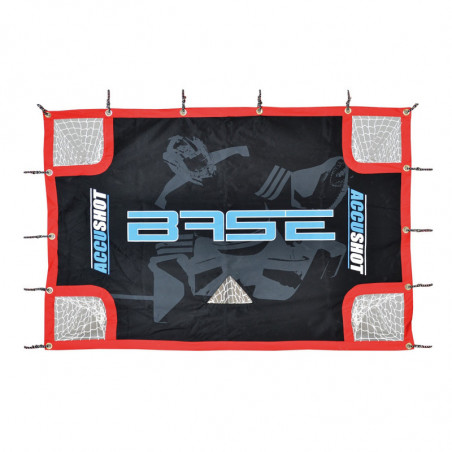 Base Shooter goalie with elastics 72''