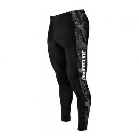 Powerslide Race Warm-up Zip pants for inline skating