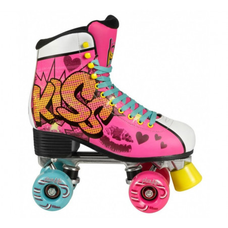 PlayLife Kiss Rollerskates - Senior