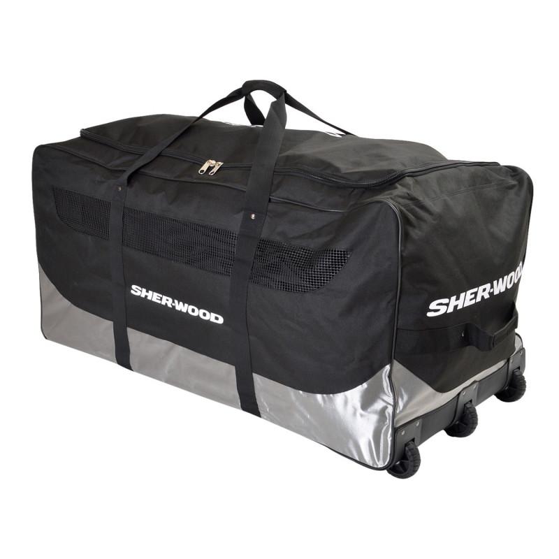 Sherwood GS650 Goalie Wheel Bag hockey equipment bag - Senior