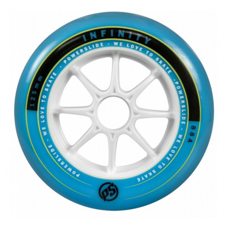 Powerslide Infinity 125 wheels