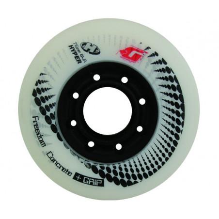 Hyper Concrete+G ruote per pattini inline fitness