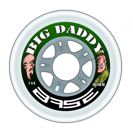 Base Indoor Big daddy route