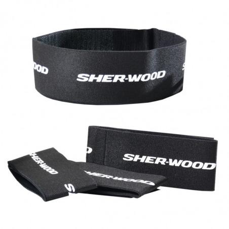 Sherwood shin guard straps - Junior