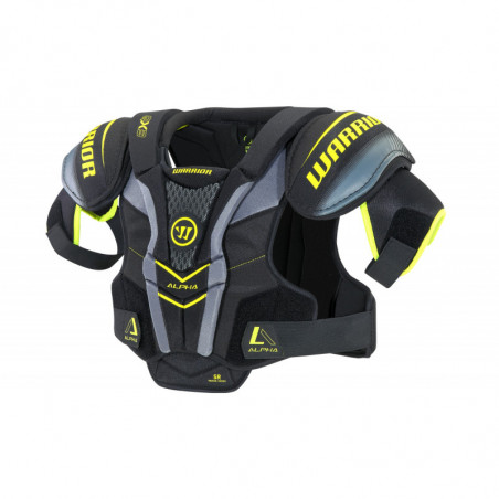 Warrior Alpha QX3 hockey shoulder pads - Senior