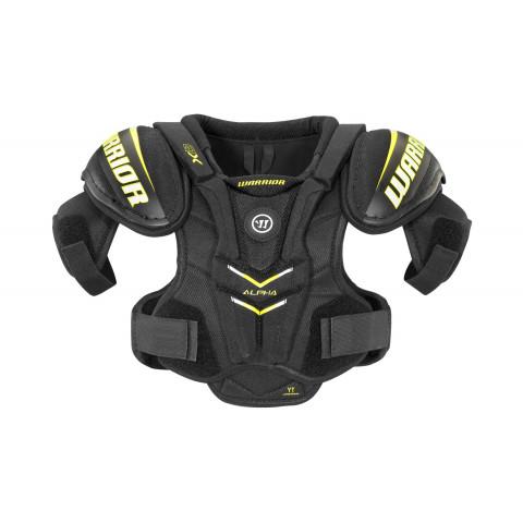 Warrior Alpha QX hockey shoulder pads - Youth
