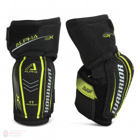 Warrior Alpha QX hockey elbow pads - Youth