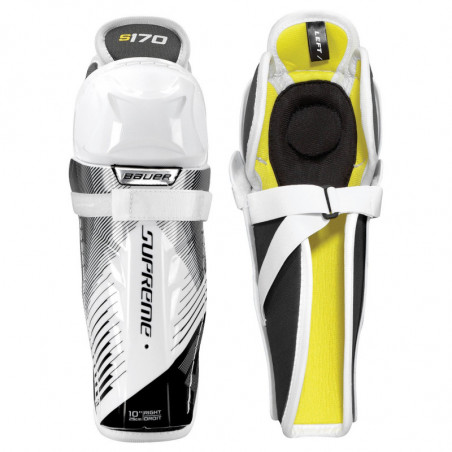 Bauer Supreme 170 Youth hockey shin guards - '17 Model