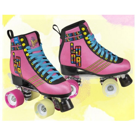 Disney Soy Luna Rollerskates - Senior