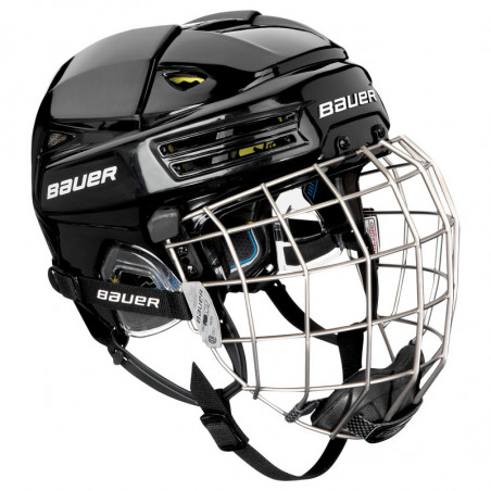 Bauer RE-AKT 200 Combo casco per hockey - Senior