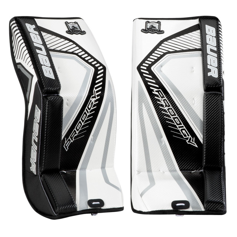 Bauer Prodigy 3 0 hockey goalie leg pads - Youth