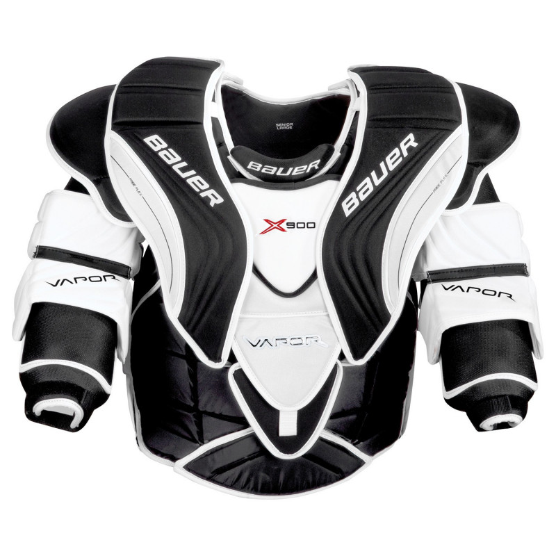 Bauer Vapor X900 Hockey Goalie Chest Arm Protector Intermediate