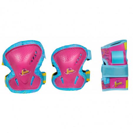 Disney Soy Luna protecciones para patinar  - Junior